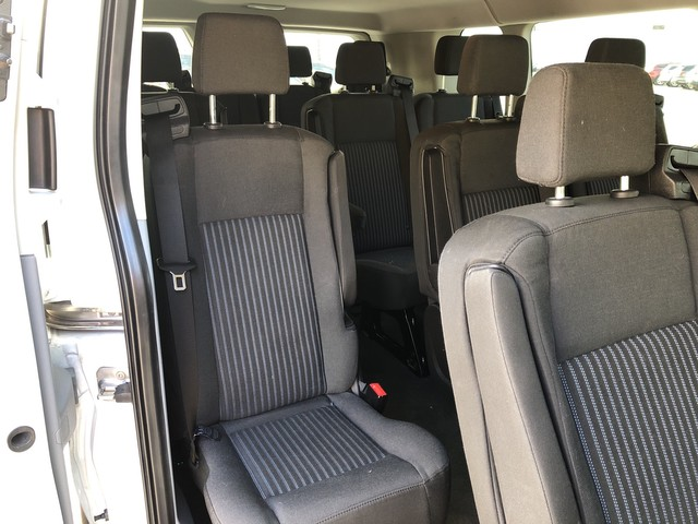Pre-Owned 2018 Ford Transit Passenger Wagon XLT