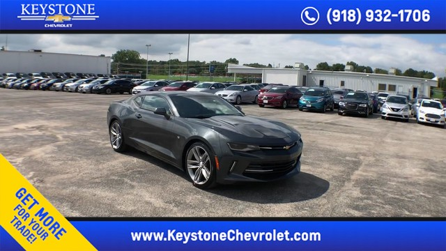 Pre Owned 2017 Chevrolet Camaro Lt 2dr Car In Sand Springs 78537