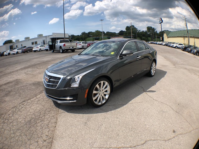 Pre-Owned 2016 Cadillac ATS Sedan Luxury Collection AWD