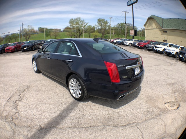 Pre-Owned 2016 Cadillac CTS Sedan AWD