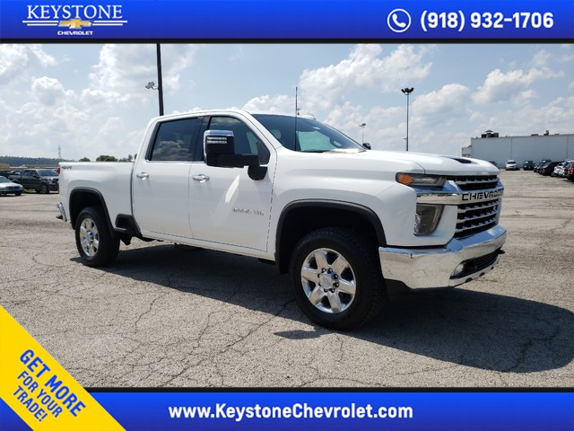 New 2020 Chevrolet Silverado 2500HD LTZ Four Wheel Drive Standard Bed