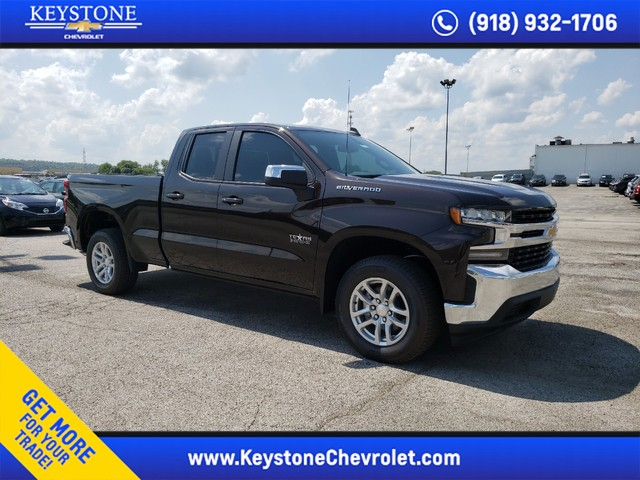 New 2019 Chevrolet Silverado 1500 LT Rear Wheel Drive Standard Bed