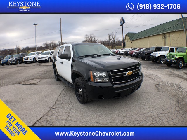 Pre-Owned 2014 Chevrolet Tahoe Commercial