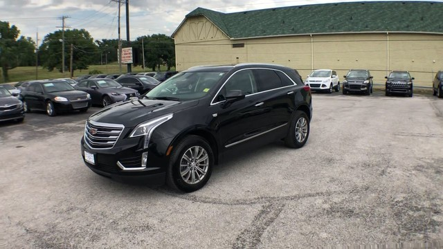 Pre Owned 2017 Cadillac Xt5 Luxury Awd