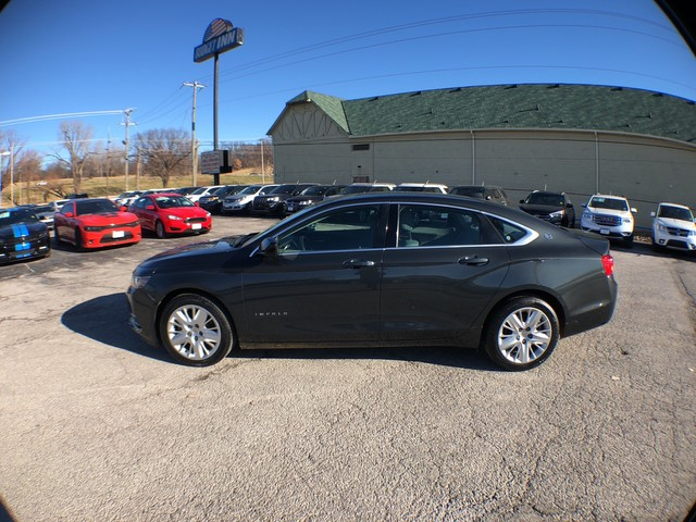 Pre-Owned 2014 Chevrolet Impala LS
