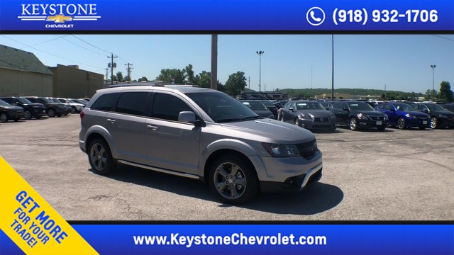 Pre Owned 2016 Dodge Journey Crossroad Plus