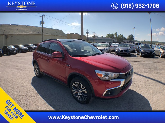 Pre-Owned 2016 Mitsubishi Outlander Sport 2.4 GT