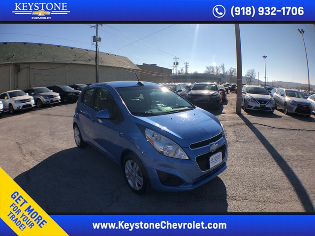Pre-Owned 2015 Chevrolet Spark LS