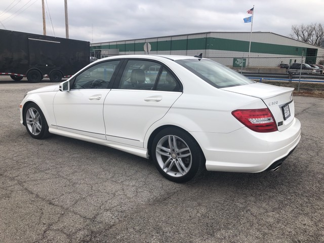 Pre-Owned 2014 Mercedes-Benz C-Class C 300 Sport