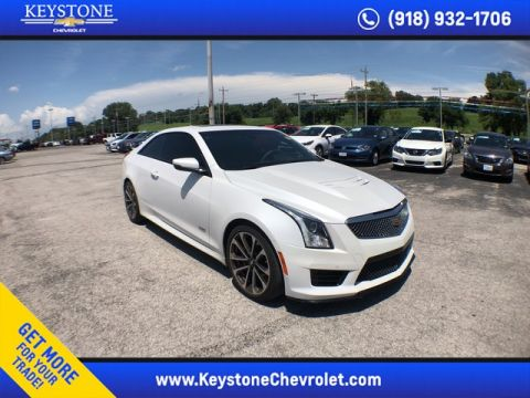 Pre-Owned 2016 Cadillac ATS-V Coupe