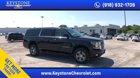 Pre-Owned 2018 Chevrolet Suburban LT Z71 Luxury