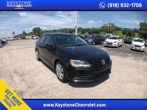 Pre-Owned 2015 Volkswagen Jetta Sedan 2.0L TDI S